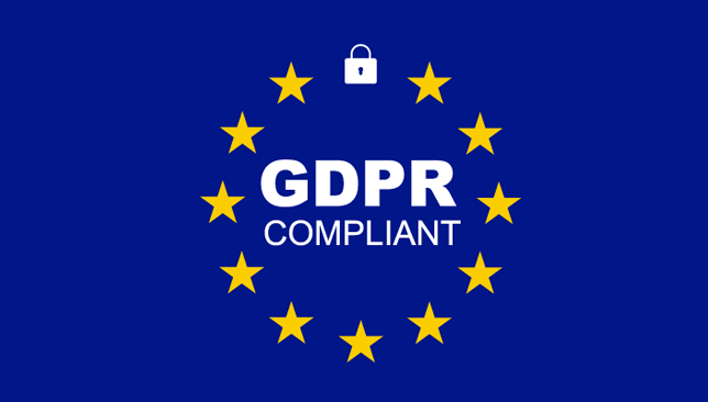 GDPR compliant logo
